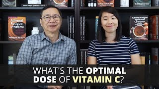 What's the Optimal Dose of Vitamin C?