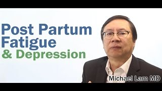 Adrenal Fatigue causing Post-Partum Depression