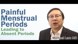 Painful Periods and Adrenal Fatigue Symptoms