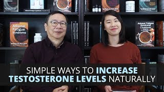 Simple Ways to Increase Testosterone Levels Naturally