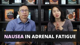 Nausea in Adrenal Fatigue