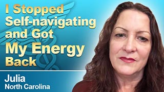 Adrenal Fatigue Syndrome Recovery Testimonial from Julia