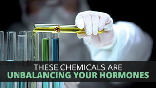 These Chemicals Are Unbalancing Your Hormones