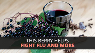 This Berry Helps Fight Flu And More