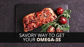 Savory Way To Get Your Omega-3s